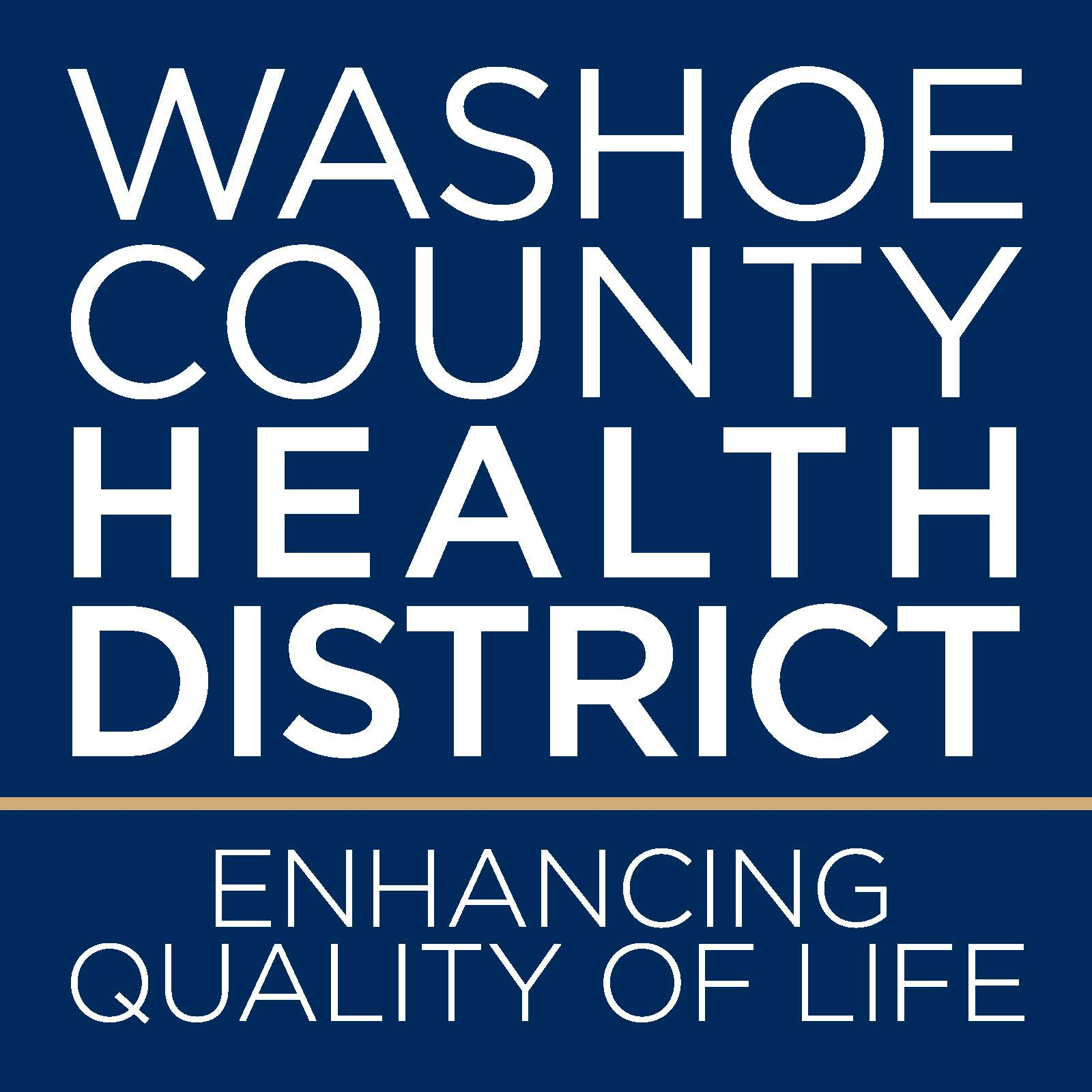 Washoe health district logo
